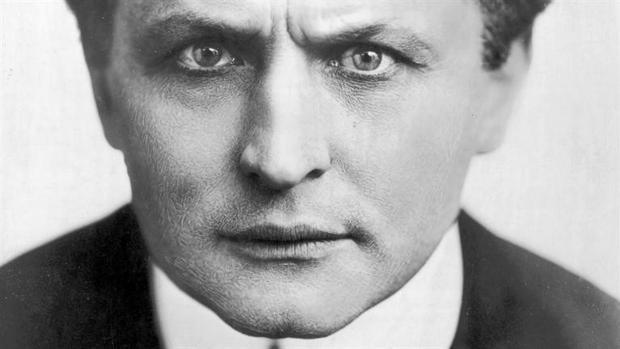ABC desvela en vídeo el truco que hizo de Houdini el mago ...