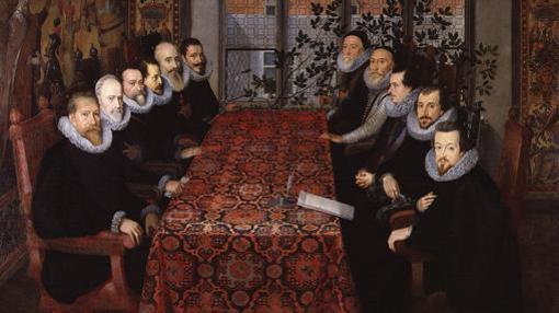 El Tratado de Londres de 1604 puso fin a la guerra