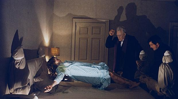 Fotograma de 'El exorcista', de William Friedkin