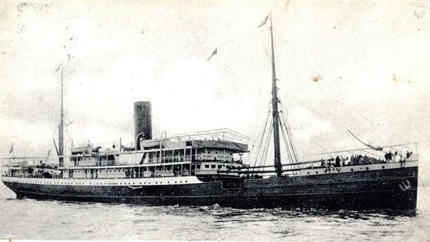 SS Mendi