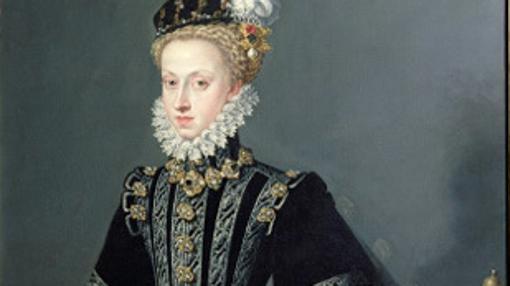 Retrato de Anna de Austria