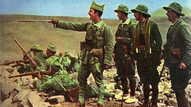 La batalla olvidada que pudo cambiar la historia: cuando Franco casi muere frente a cientos de rifeños