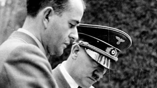 Speer, junto a Hitler