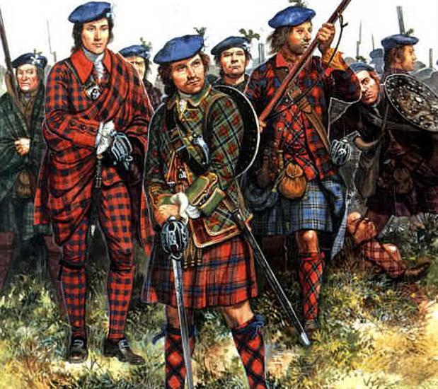 Así defendieron 50 españoles el último castillo de Felipe V en Escocia frente a cientos de ingleses
