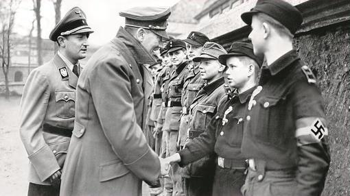 últimos días de Hitler en el búnker