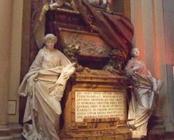 Mausoleo del Rey Fernando VI (Convento de las Salesas Reales)