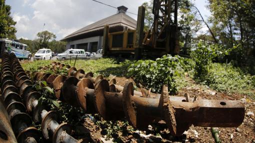 Material de perforación en Baguio