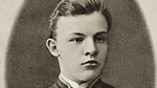Lenin, en su juventud