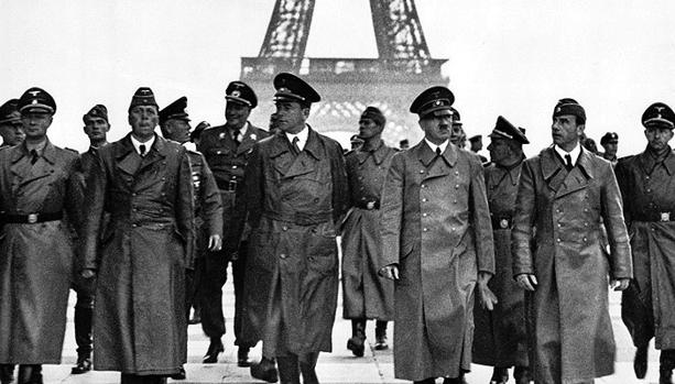 Hitler, en París