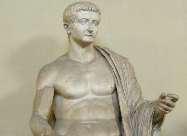 La espantada de Tiberio, el cornudo que se hartó de las órdenes de su suegro emperador