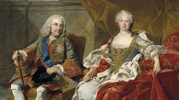 Isabel de Farnesio, la venenosa Reina que soportó la locura y los maltratos de Felipe V