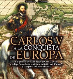 Portada del libro Carlos V a la conquista de Europa