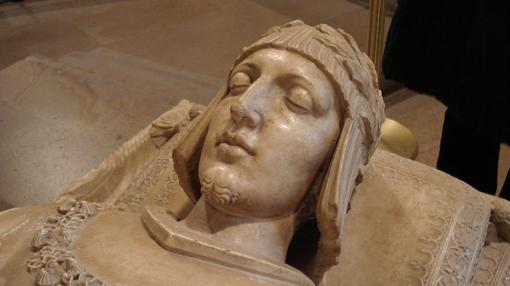 La tumba de Gastón de Foix