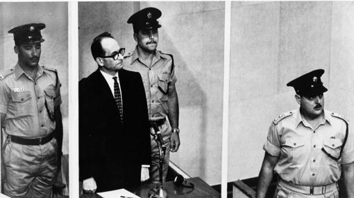Juicios a Adolf Eichmann