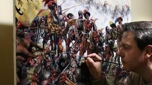 La batalla en la que los arcabuceros de España masacraron a la caballería