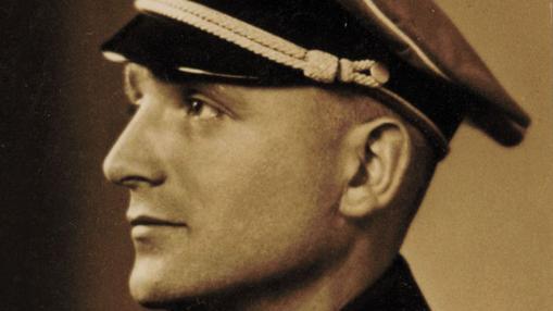 Klaus Barbie, en plena Segunda Guerra Mundial