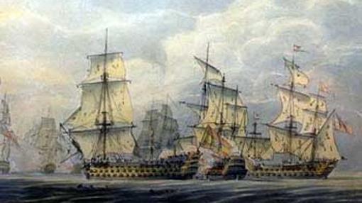 Batalla de Trafalgar