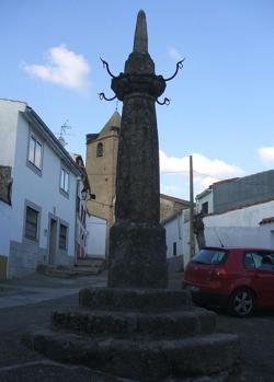 Rollo de Casas de Don Antonio (Cáceres)