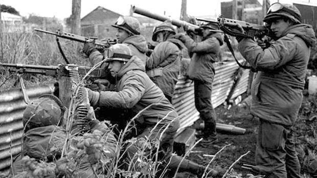 Fotos de malvinas la guerra