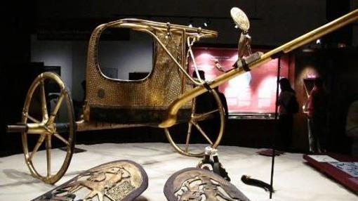 Carro de guerra de Tutankamón