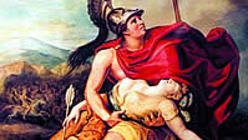 La muerte de Pentesilea