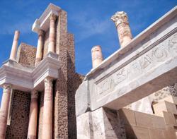 Teatro romano de Cartagena. Siglo I a. C.