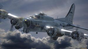«Fortaleza volante»: el colosal bombardero que aplastó a Hitler