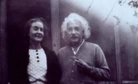 La voracidad sexual de Einstein y su «affair» con una posible espía rusa