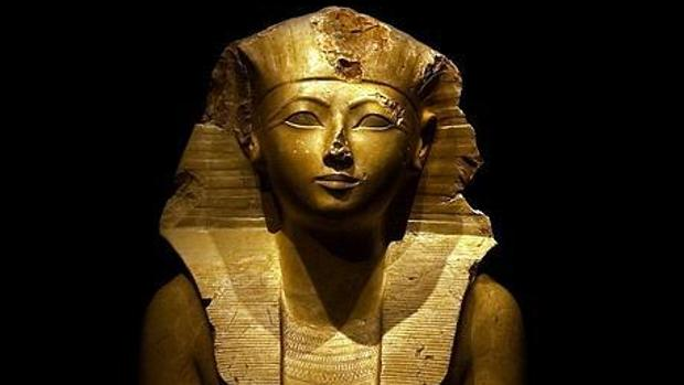 Estatua de Hatshepsut