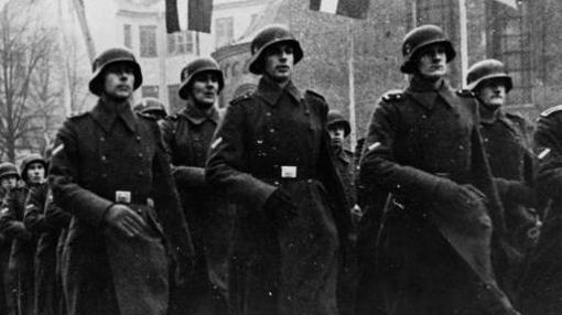 Legión letona de las Waffen SS