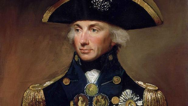 La altanería inglesa de Nelson: su ataúd se hizo con el mejor buque de Napoleón que aniquiló