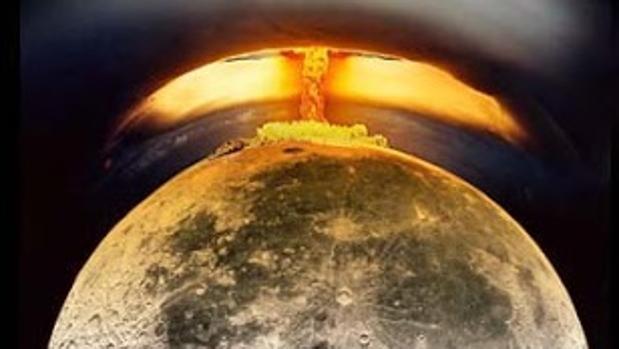 Terror nuclear: los planes secretos de EE.UU. para vencer el comunismo bombardeando la Luna