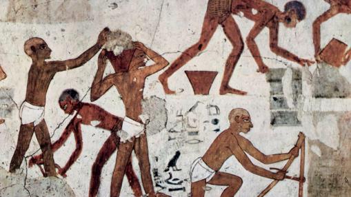 Ramsés III tuvo que hacer frente a la primera huelga de la historia