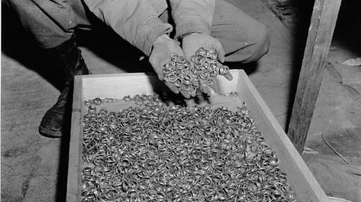 Las riquezas saqueadas por los germanos se contaron por toneladas al final de la guerra