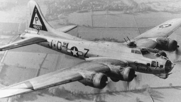 B-17 americano