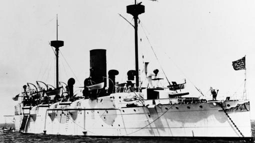 USS Charlestone