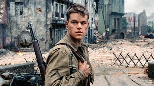 El soldado Ryan de Spielberg