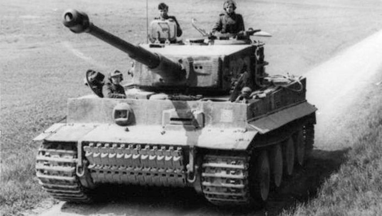 Tiger I», el indestructible monstruo nazi que causaba terror a los ...