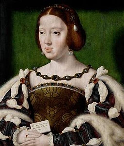 Leonor de Austria, hermana de Carlos I de España y V de Alemania
