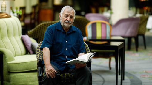 Fernando Martínez Laínez, durante la entrevista