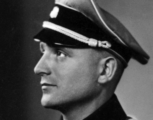 Klaus Barbie, en la Segunda Guerra Mundial