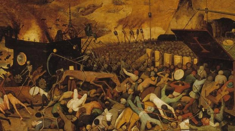 La maldición negra: la peste que aniquiló a más de la mitad de Europa en la Edad Media