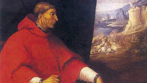 Cisneros, el principal artífice de la conquista de Orán