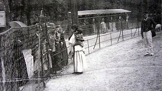 Los racistas «zoológicos humanos» de negros que Bélgica permitió hasta mediados del siglo XX