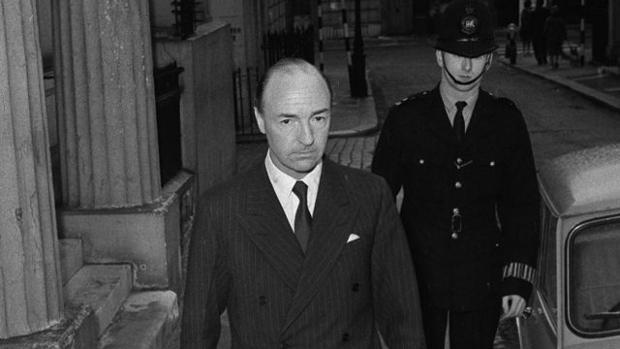 John Profumo, de nuevo bajo los focos debido al MI5