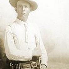 Frank Hamer, en una imagen de archivo del Texas Ranger Hall of Fame