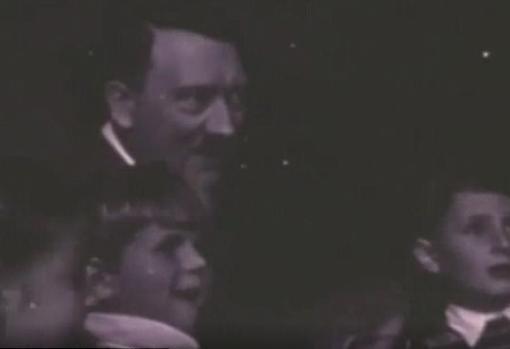 Hitler, en la Julfest
