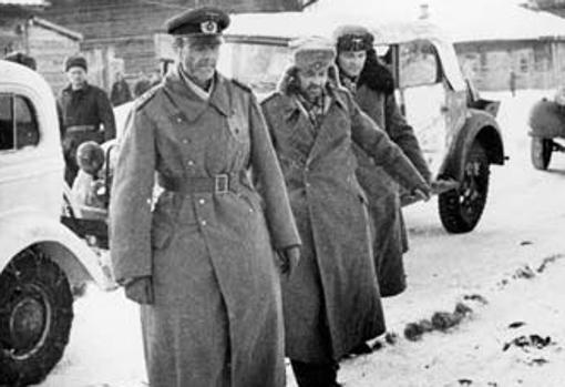 Paulus, en Stalingrado