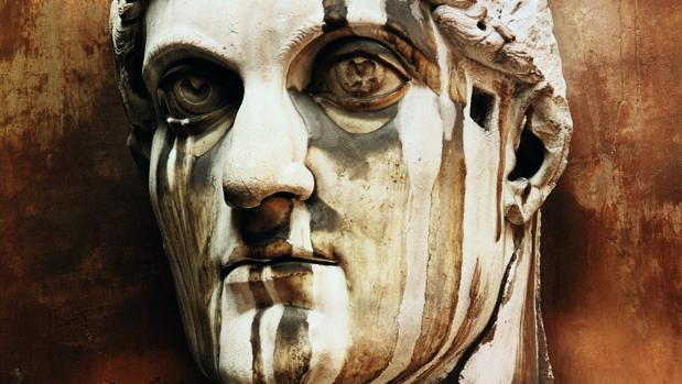 Busto de Constantino I, el Grande