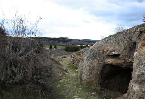 rincheras de la Batalla del Jarama